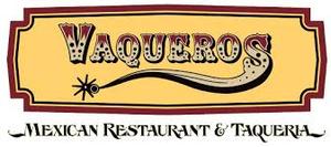 Vaqueros Steamboat Springs Delivery Menu